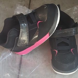 Girls Jordan Flight Sneakers - 8T